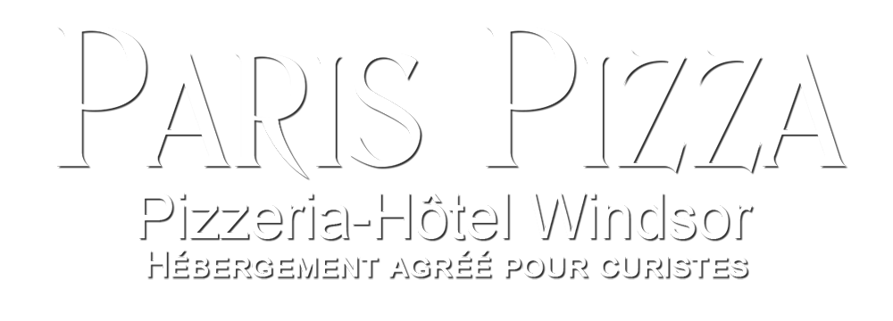Logo Paris Pizza